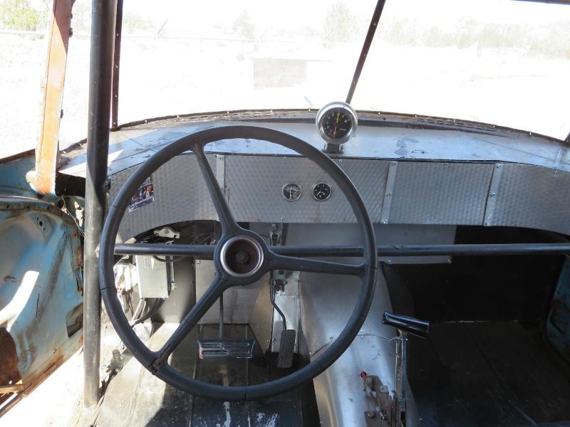 1950's Ford Gasser  Klk10