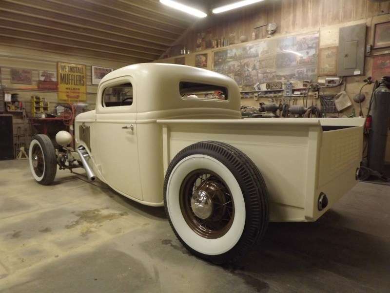 Ford 1935 - 38 hot rod Knn11