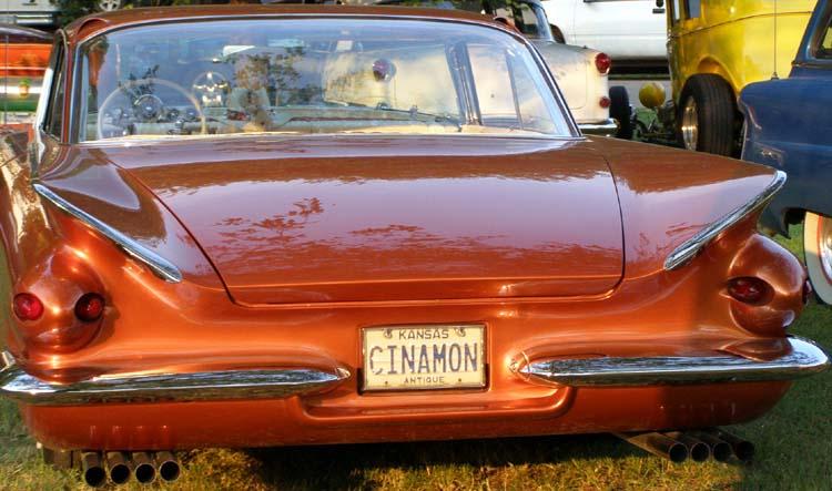 1960 Buick - Cinnamon -  Koa00110