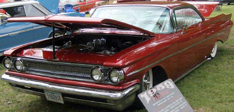 Pontiac 1959 - 62 custom & mild custom Koa10110