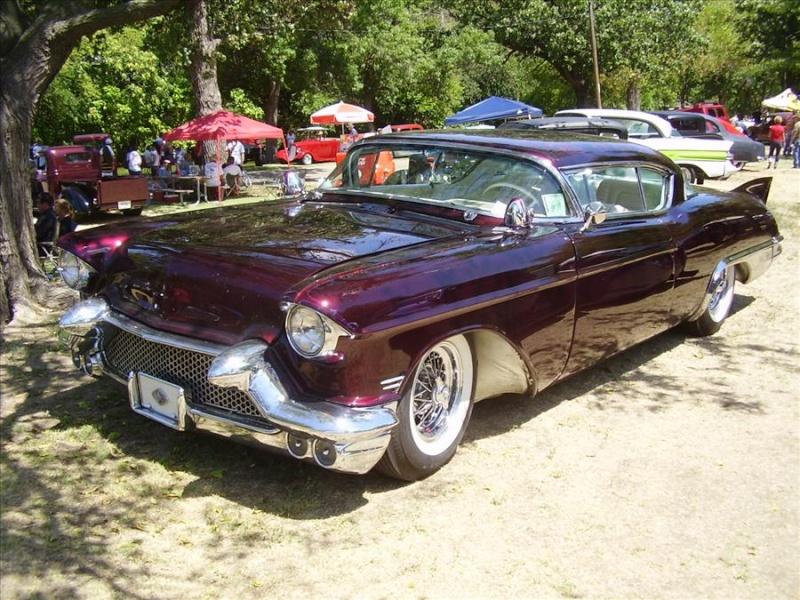 Cadillac 1957 & 1958  custom & mild custom Koa59710