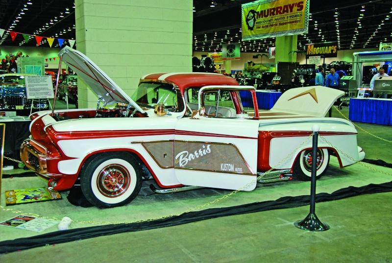 1956 Chevy pick up - Kopper Kart - George Barris Kopper12