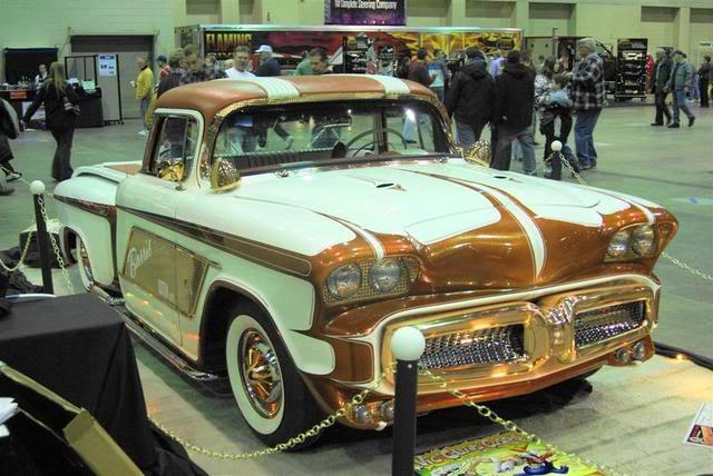 1956 Chevy pick up - Kopper Kart - George Barris Kopper14