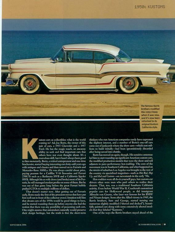 Ford 1957 & 1958 custom & mild custom  - Page 2 Kustom13