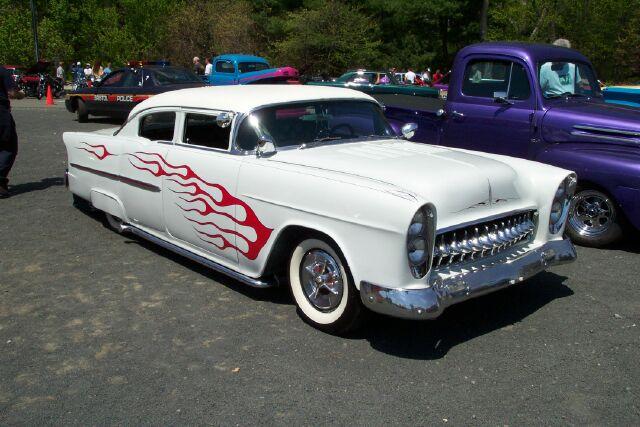 Chevy 1955 custom & mild custom Lake2011