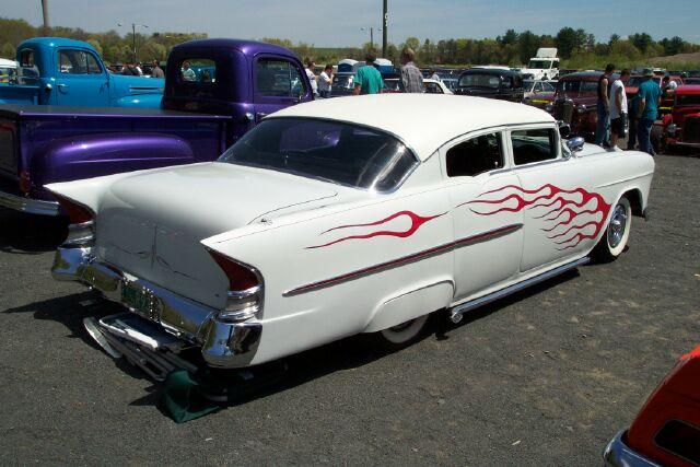 Chevy 1955 custom & mild custom Lake2013