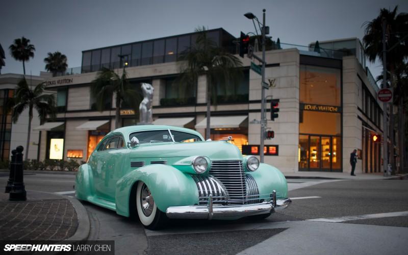 Cadillac 1941 - 47 custom & mild custom Larry_10