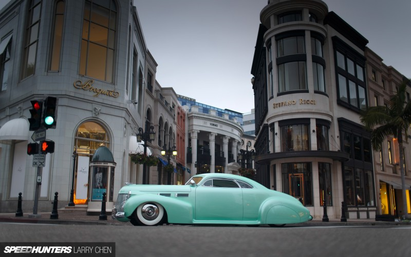 Cadillac 1941 - 47 custom & mild custom Larry_12