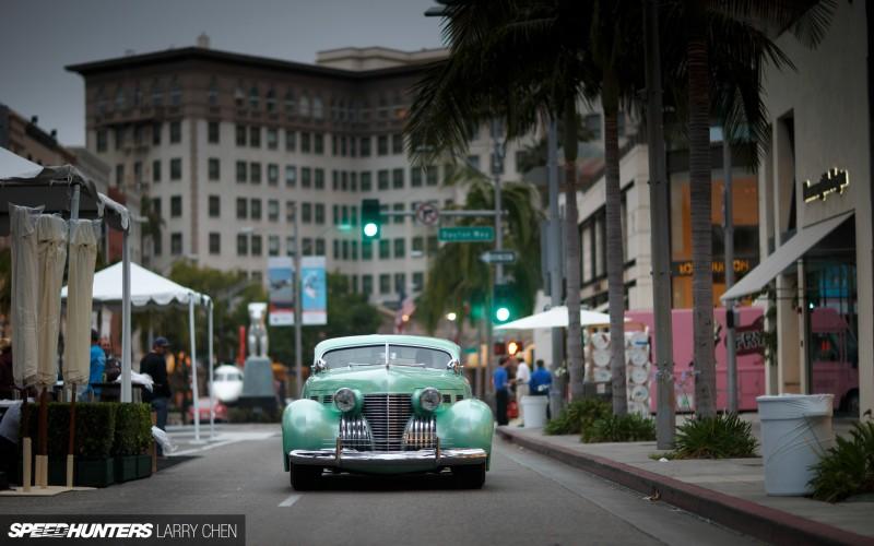 Cadillac 1941 - 47 custom & mild custom Larry_13