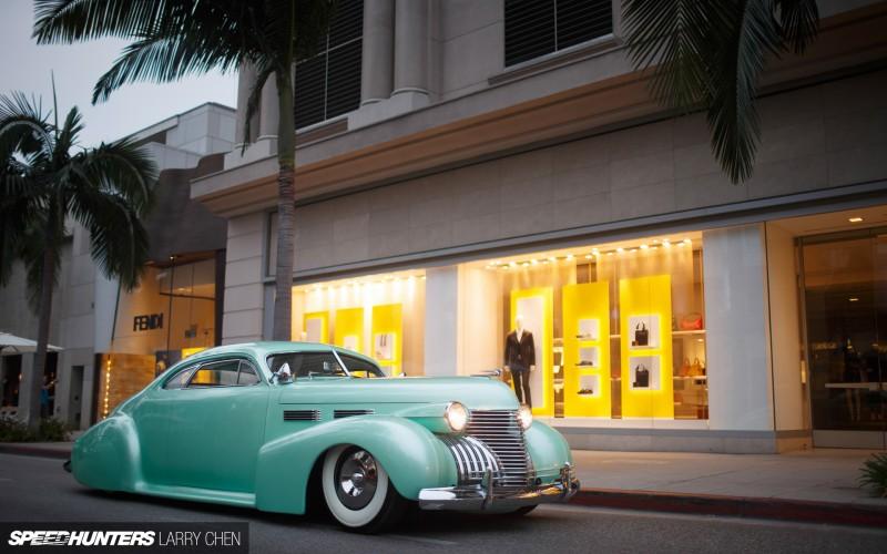 Cadillac 1941 - 47 custom & mild custom Larry_14