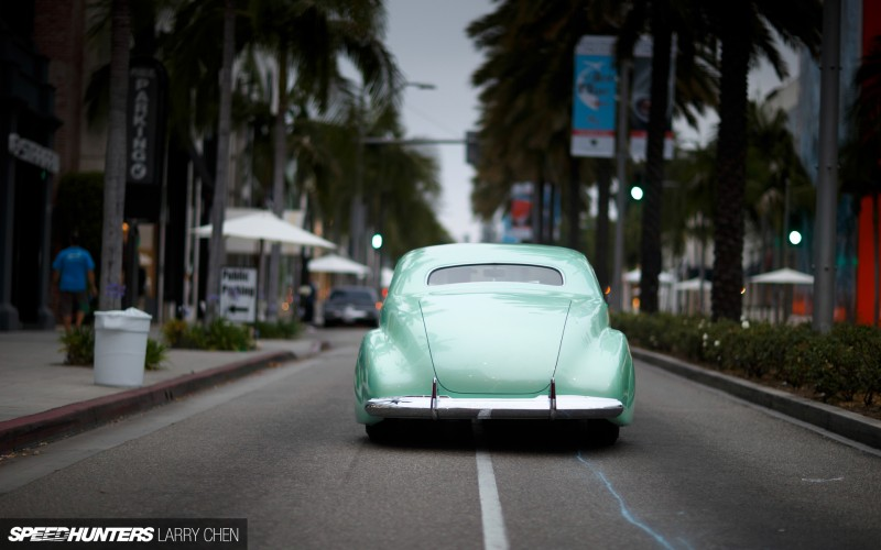 Cadillac 1941 - 47 custom & mild custom Larry_16