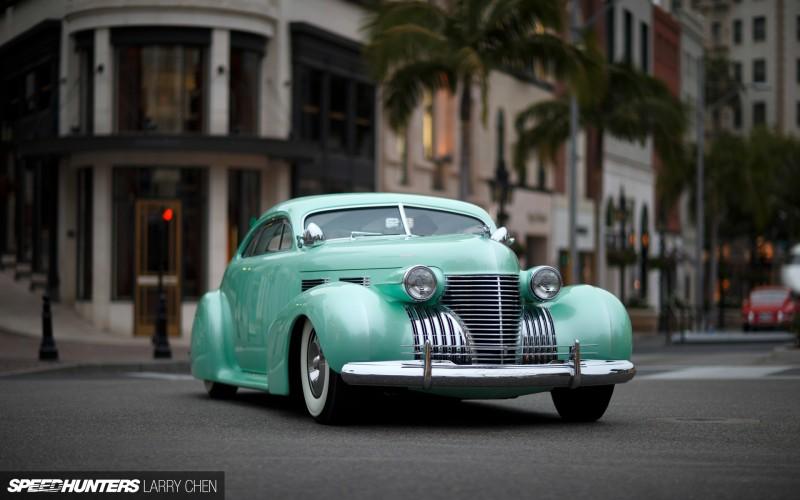 Cadillac 1941 - 47 custom & mild custom Larry_17
