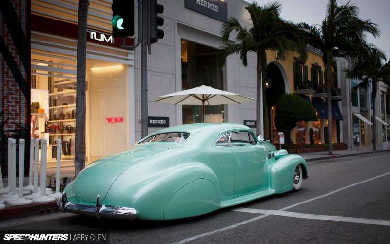 Cadillac 1941 - 47 custom & mild custom Larry_18