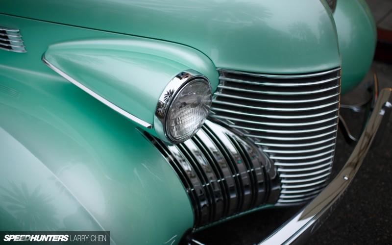 Cadillac 1941 - 47 custom & mild custom Larry_20