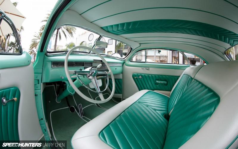 Cadillac 1941 - 47 custom & mild custom Larry_24