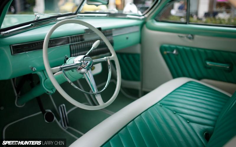 Cadillac 1941 - 47 custom & mild custom Larry_25