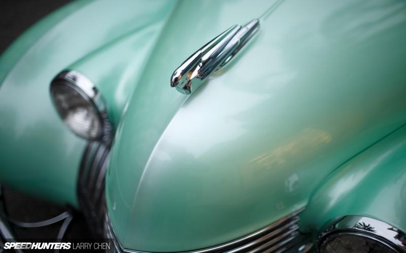 Cadillac 1941 - 47 custom & mild custom Larry_34
