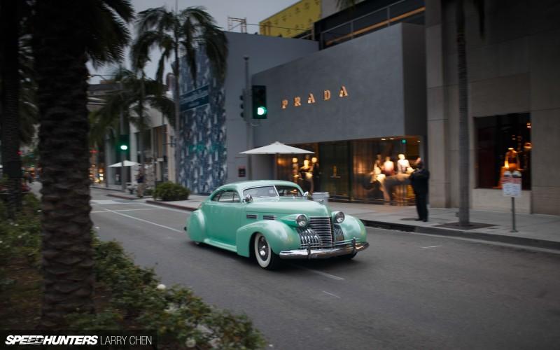 Cadillac 1941 - 47 custom & mild custom Larry_36
