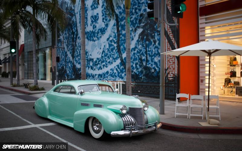 Cadillac 1941 - 47 custom & mild custom Larry_37