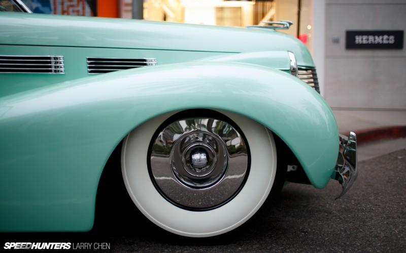 Cadillac 1941 - 47 custom & mild custom Larry_39