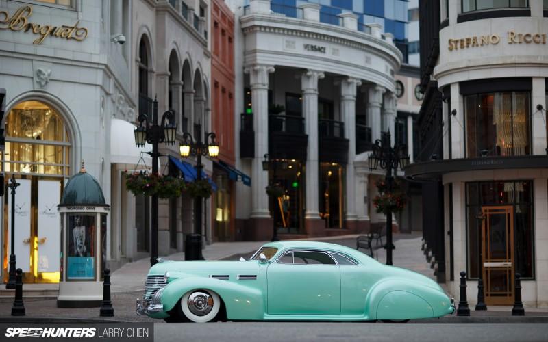 Cadillac 1941 - 47 custom & mild custom Larry_40