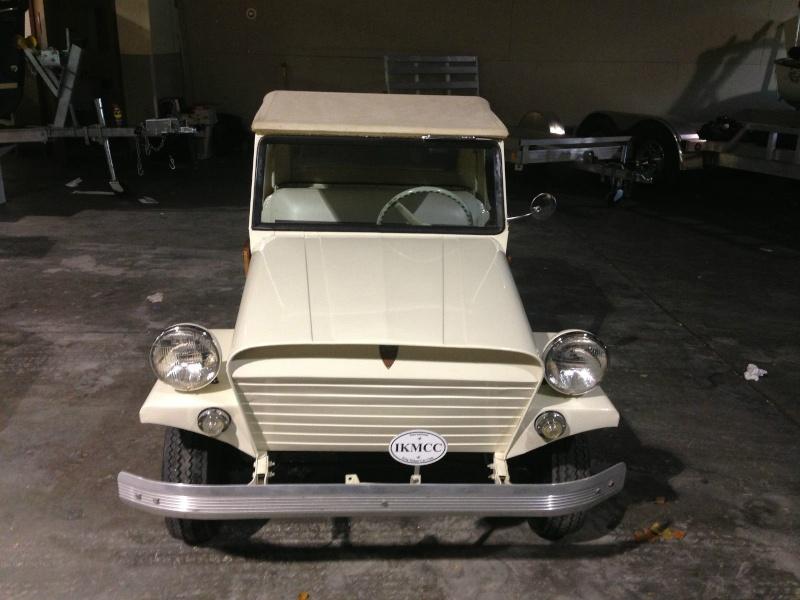Microcar et voitures électriques Ljhlhl10