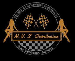 NVS Distribution - Produits de restauration et d'entretien pour véhicules anciens.  Logo11