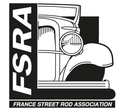 FSRA - France Street Rod Association Logofs10