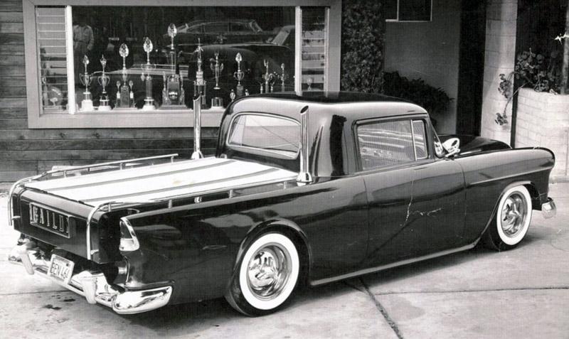 Chevy 1955 custom & mild custom - Page 3 Marge-10
