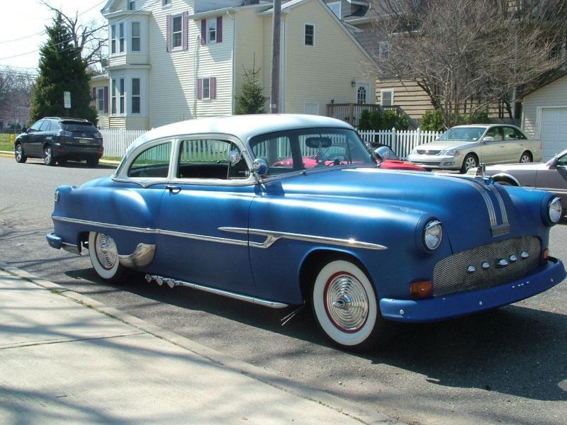 Pontiac 1949 - 54 custom & mild custom Nbjbj10