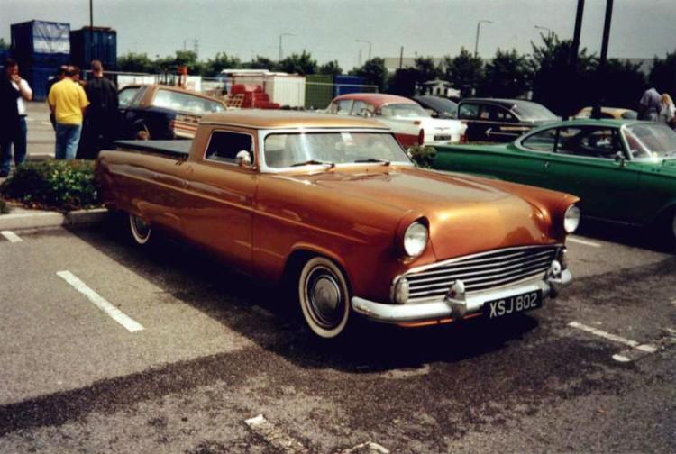 Ford Uk & Deutch customs and mild custom (Ford GB & Allemagne) Oldstu10