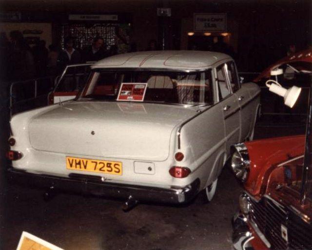 Opel & Mercedes custom & mild custom Olympi11