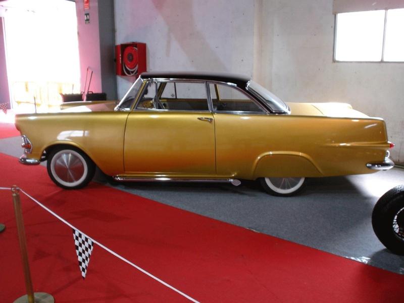 Opel & Mercedes custom & mild custom Opel11