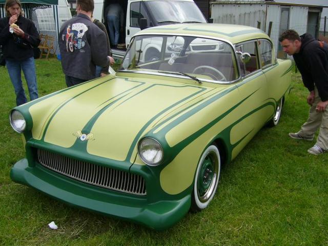 Opel & Mercedes custom & mild custom P1cust10