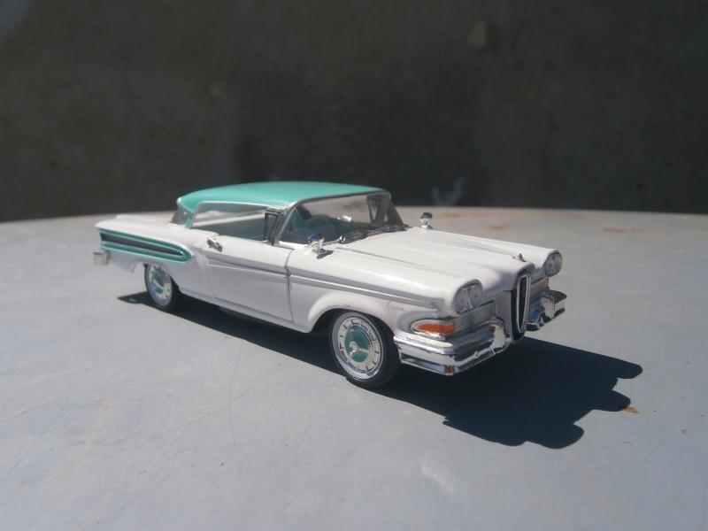 1/32 scale - American classic car diecast P4140013