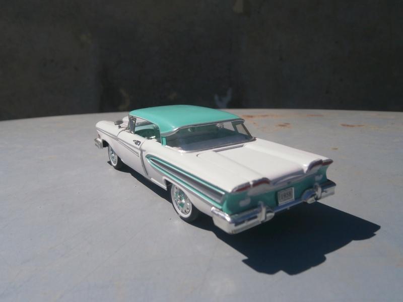 1/32 scale - American classic car diecast P4140014