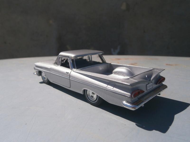 1/32 scale - American classic car diecast P4140020