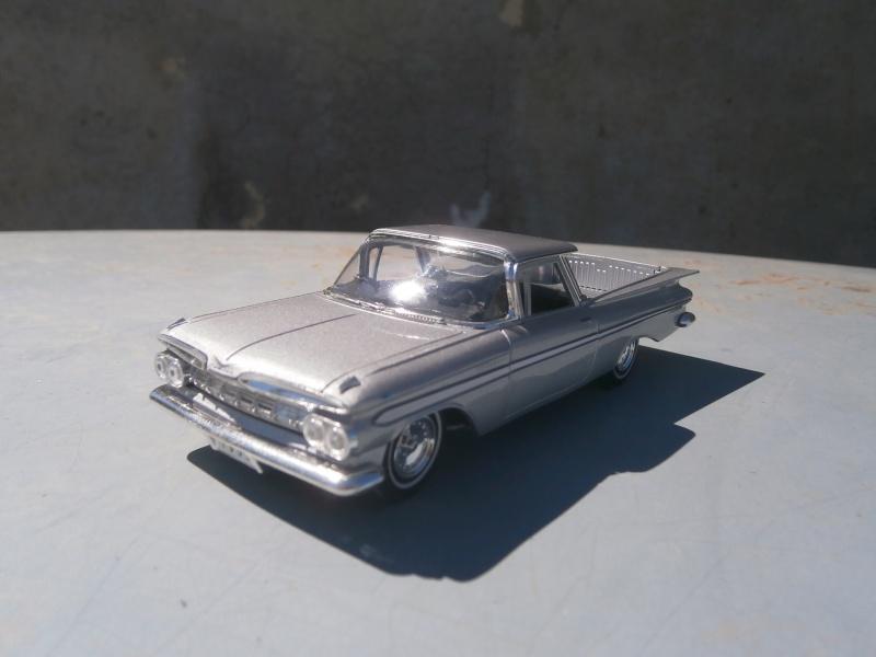 1/32 scale - American classic car diecast P4140021