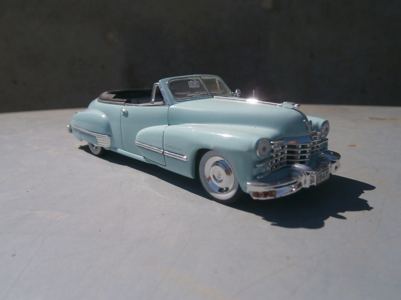 1/32 scale - American classic car diecast P4140031