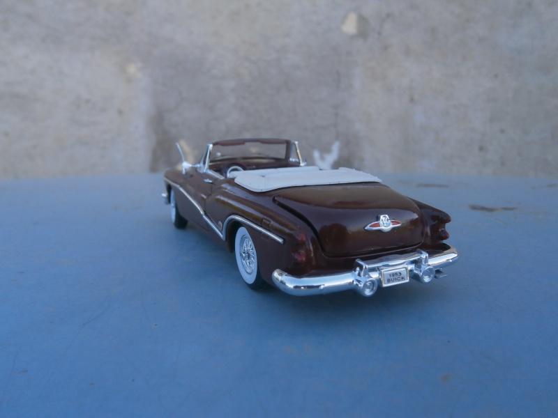 1/32 scale - American classic car diecast P4140047