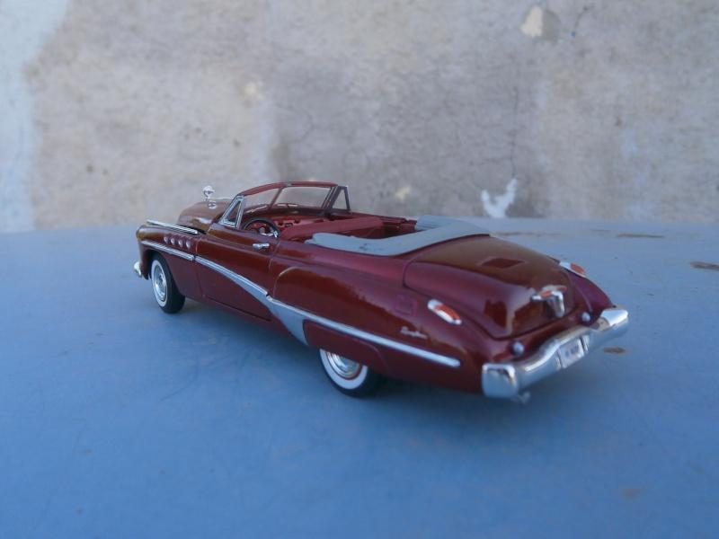 1/32 scale - American classic car diecast P4140050