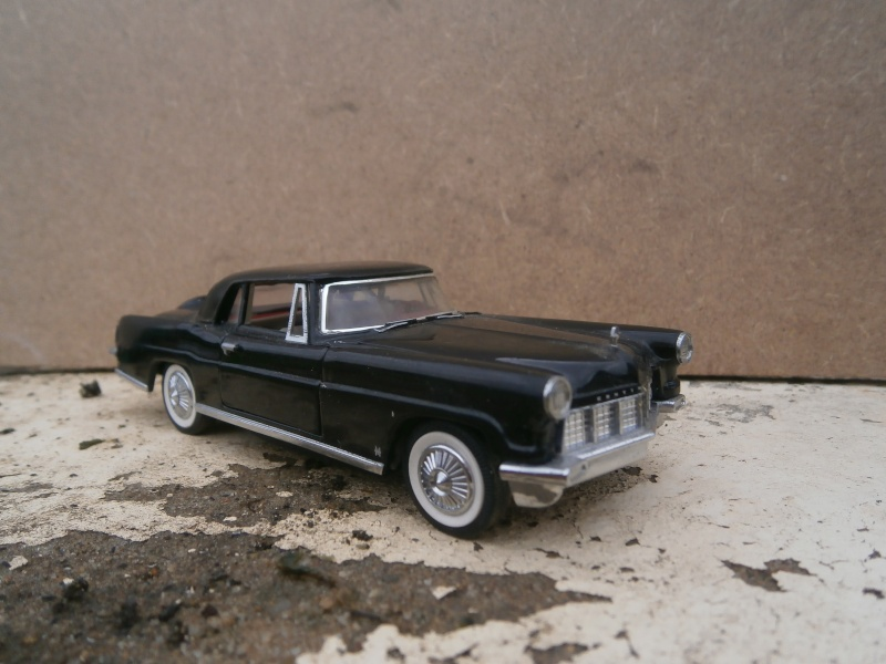 Franklin Mint - Fifties cars - 1/43 scale - Les Belles Américaines P5210010