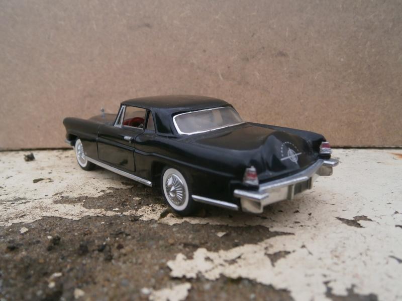 Franklin Mint - Fifties cars - 1/43 scale - Les Belles Américaines P5210011