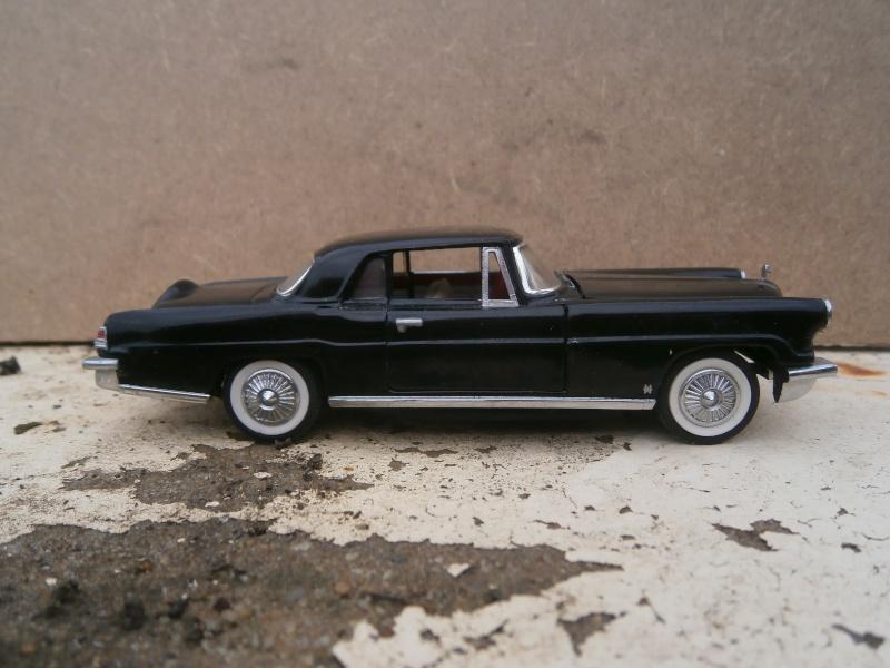 Franklin Mint - Fifties cars - 1/43 scale - Les Belles Américaines P5210012