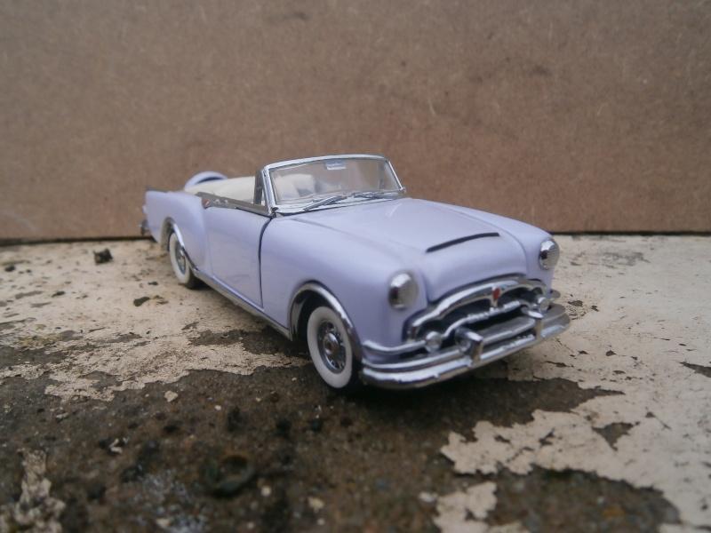 Franklin Mint - Fifties cars - 1/43 scale - Les Belles Américaines P5210013