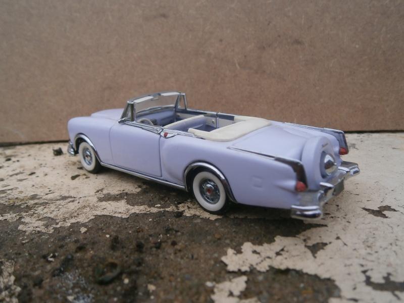 Franklin Mint - Fifties cars - 1/43 scale - Les Belles Américaines P5210014