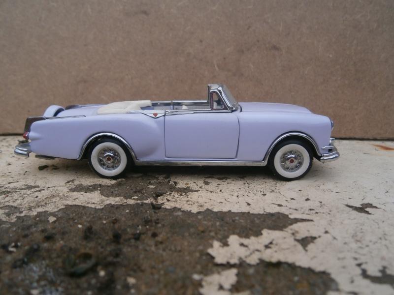 Franklin Mint - Fifties cars - 1/43 scale - Les Belles Américaines P5210015