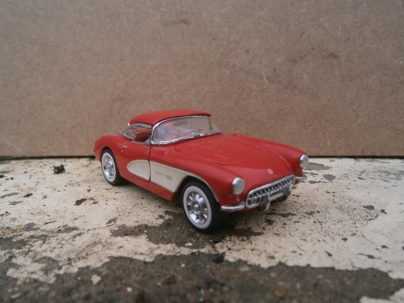 Franklin Mint - Fifties cars - 1/43 scale - Les Belles Américaines P5210016