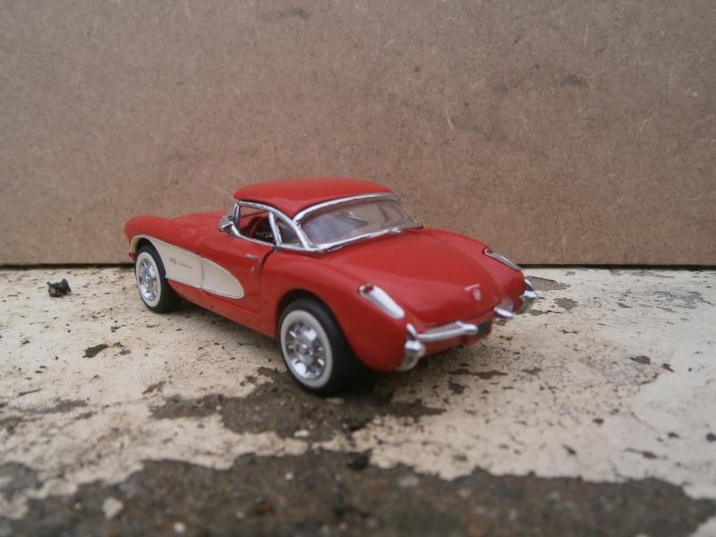 Franklin Mint - Fifties cars - 1/43 scale - Les Belles Américaines P5210017