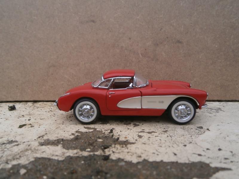 Franklin Mint - Fifties cars - 1/43 scale - Les Belles Américaines P5210018
